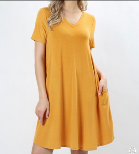 Desert Sun Midi Shirt Dress