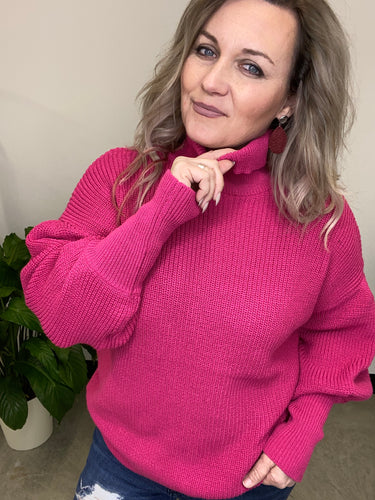 Pink Perfection Sweater