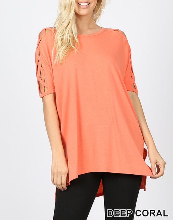 Ella Top (Multiple Colors)