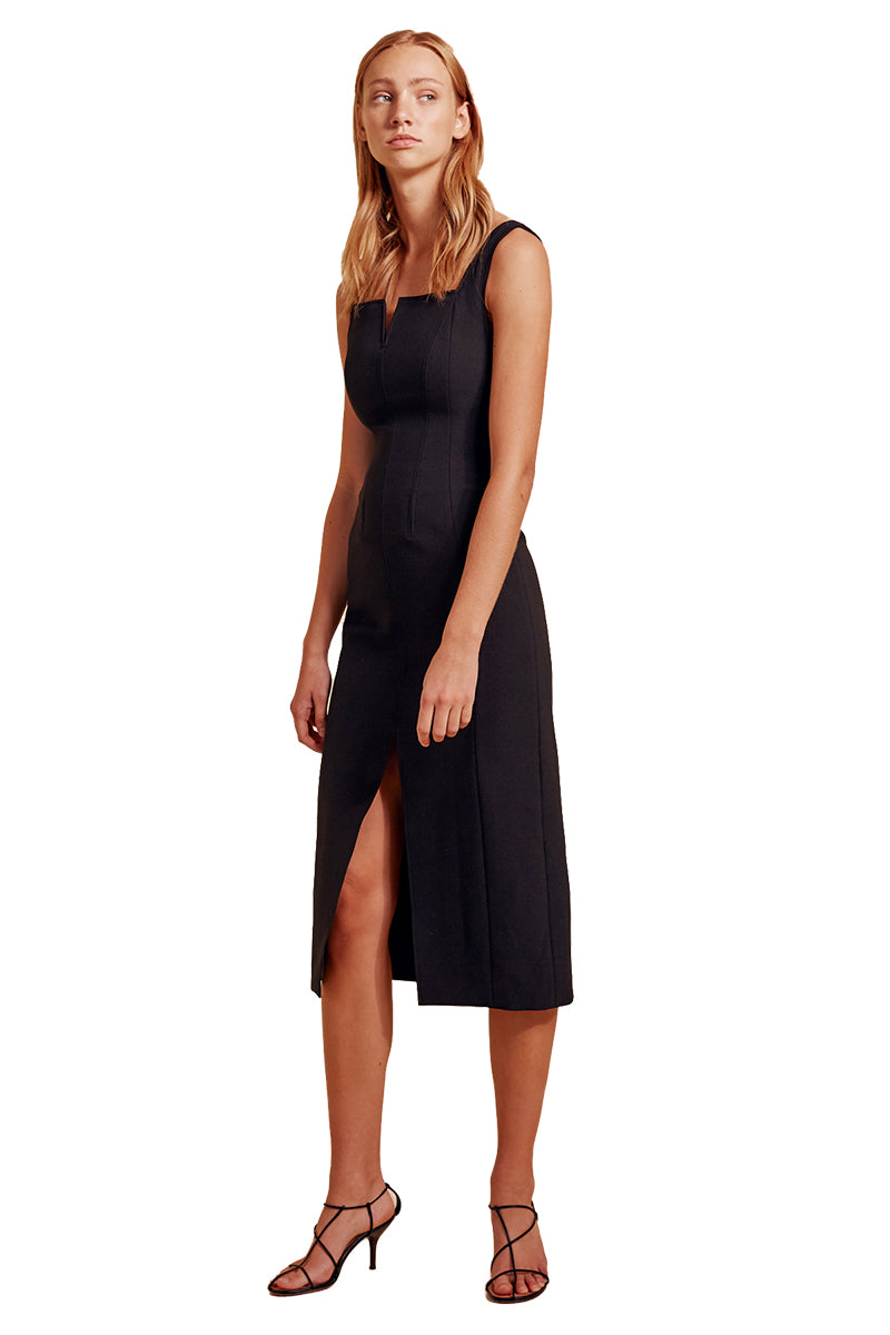 C/MEO Impulse Dress in Black