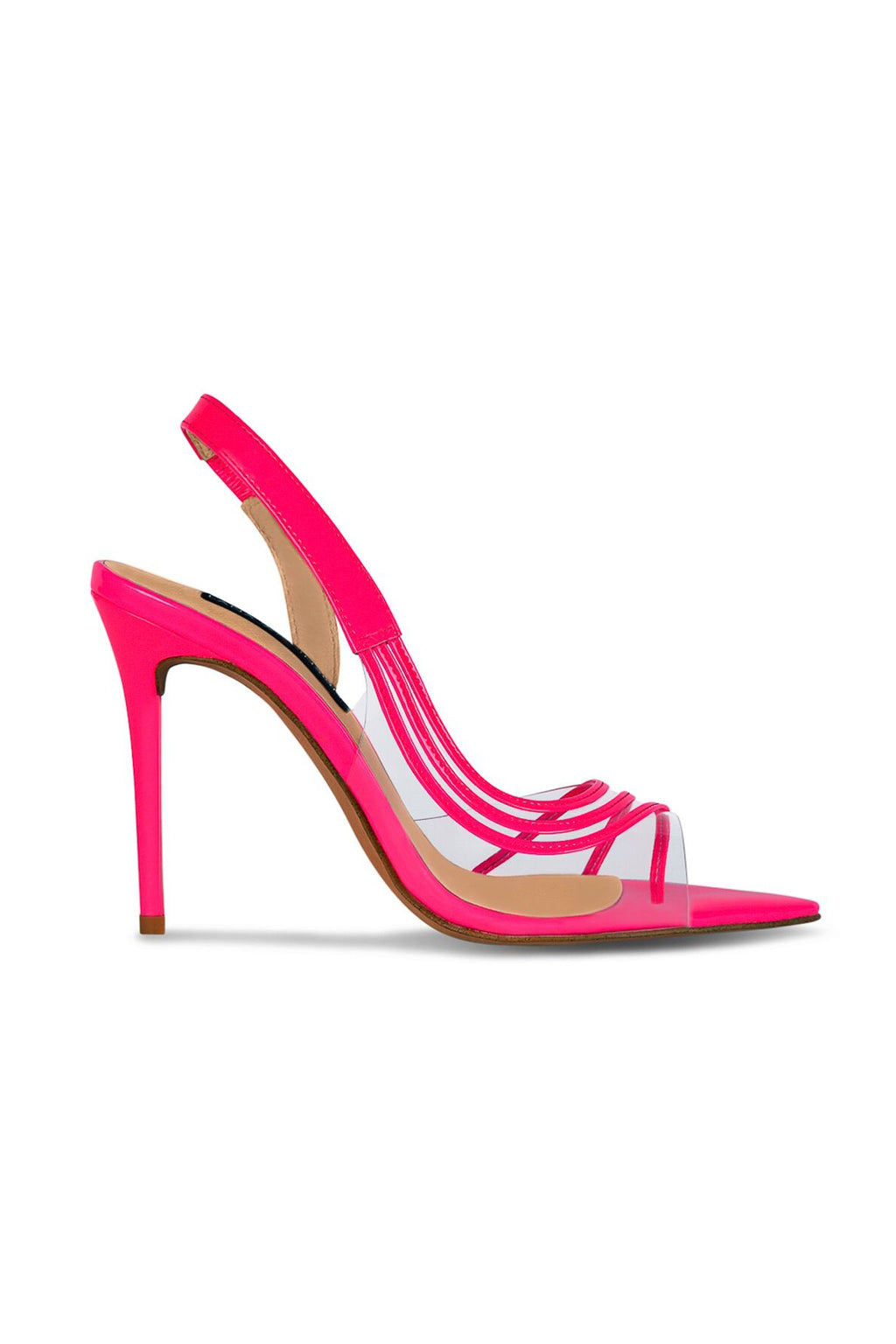 Lana Wilkinson Rachel in Hot Pink Patent