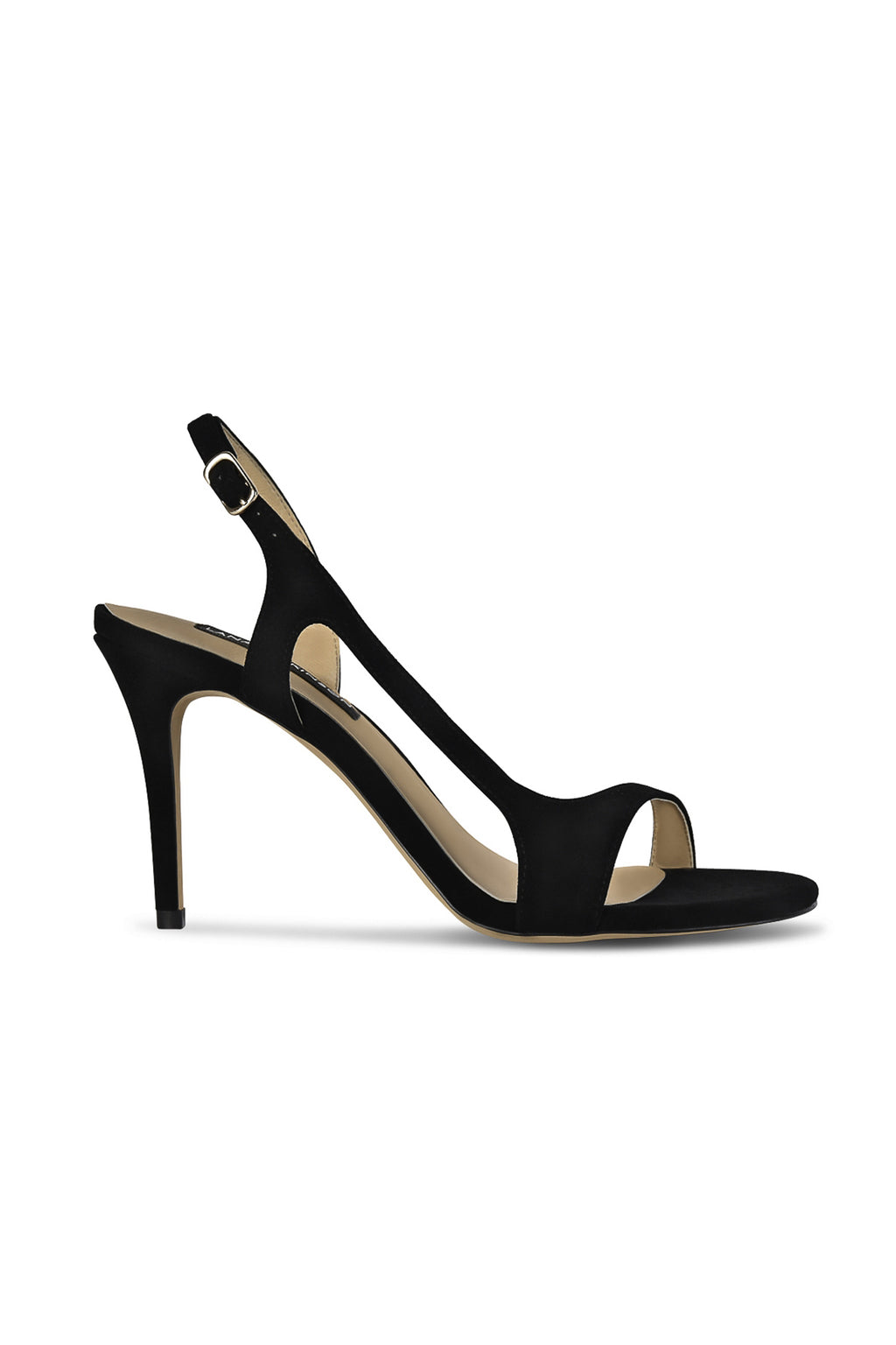 Lana Wilkinson Gemma in Black Suede
