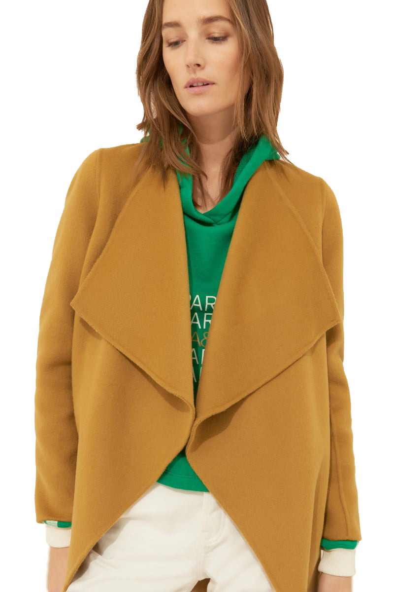 Ba&sh Bach Camel Coat