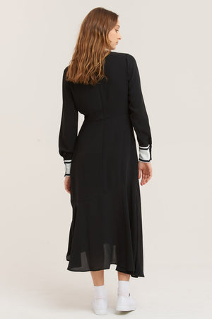 Vestire Sure Thing Dress in Black