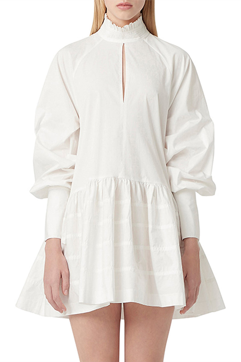 Camilla & Marc Zeta Shirting Mini Dress
