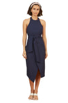 Finders Essie Dress in Navy