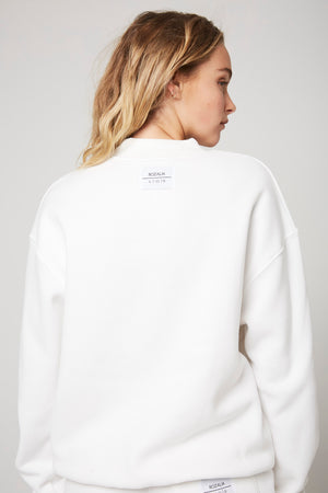 Atoir Crew Neck in White