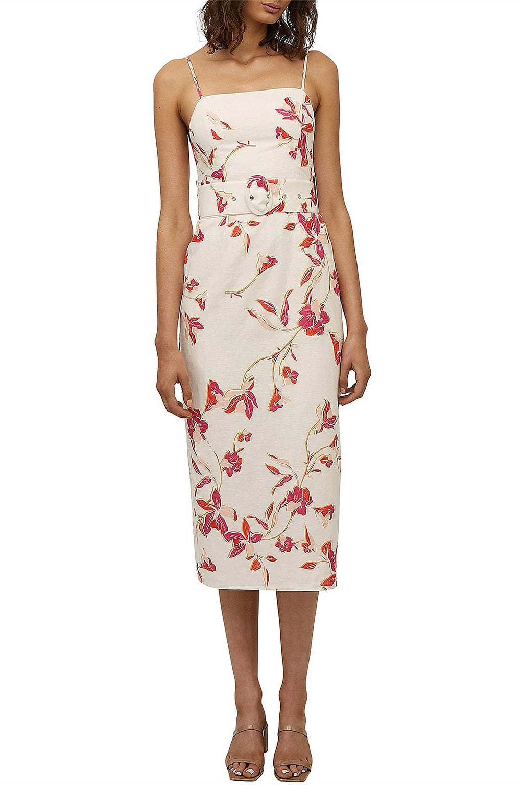 Steele Amalia Dress in Palawan Floral