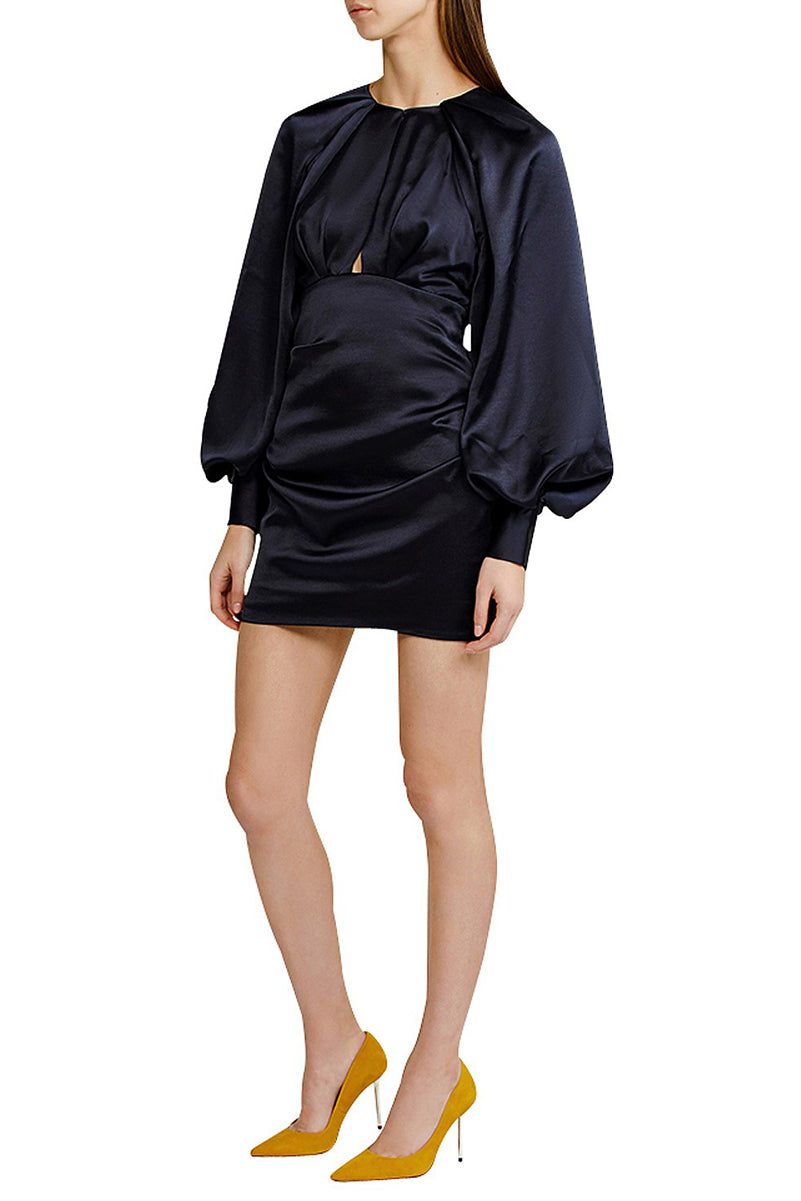 Acler Paringa Dress in Midnight
