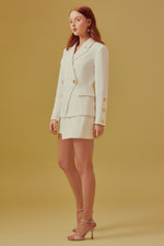 Keepsake Follower Blazer in Ivory