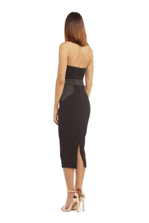 Zhivago Fairmont Dress in Black