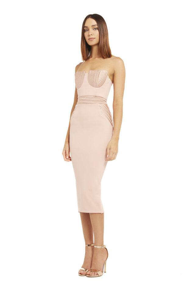 Zhivago Fairmont Dress in Pink