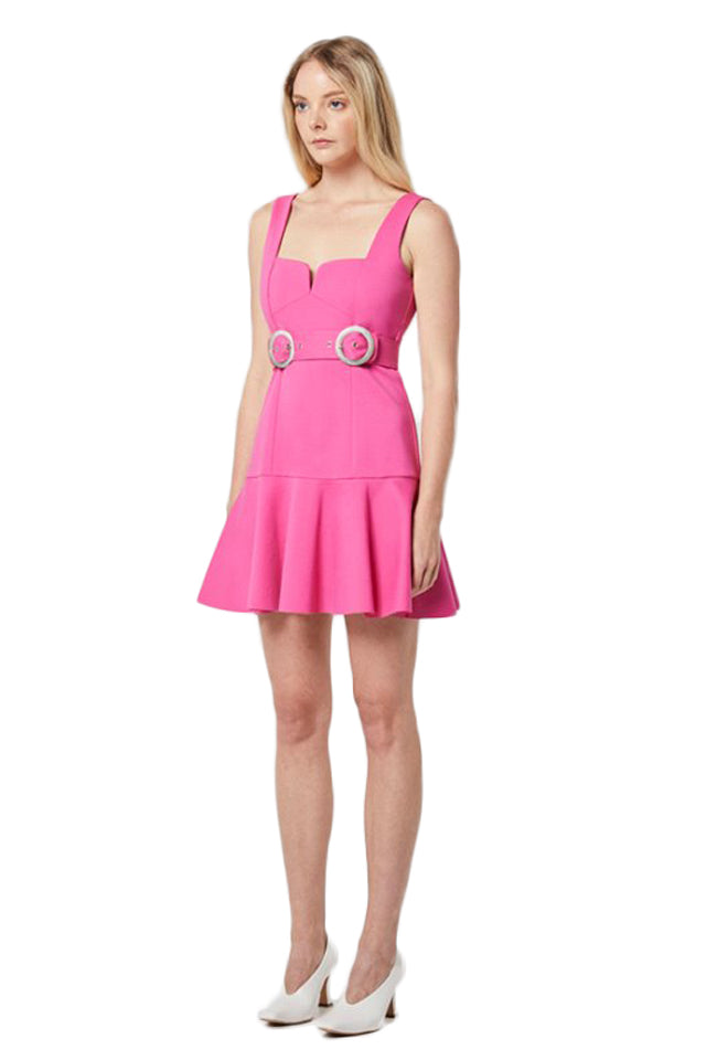 Elliatt Range Dress in Pink