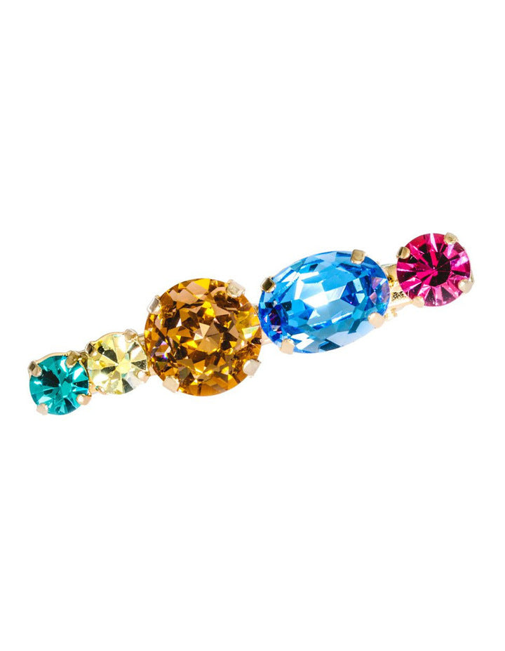 Haja Jewel Barrette Clip Multi Colours