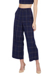 ByKane Pax Pant in Navy Check