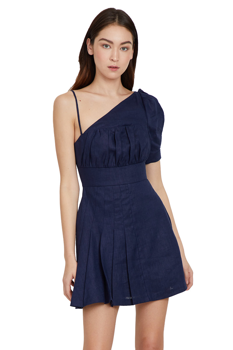ByKane Carson Dress in Navy