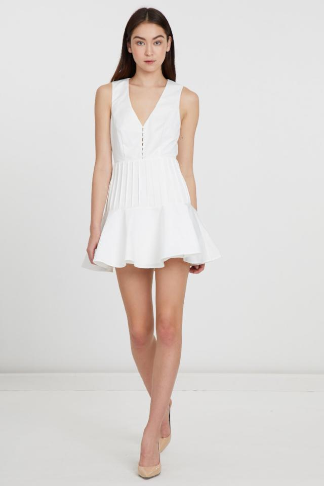 ByKane Archer Dress in Ivory