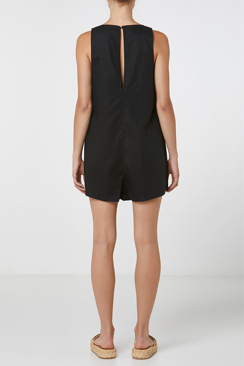 Elka Tierra Jumpsuit in Black