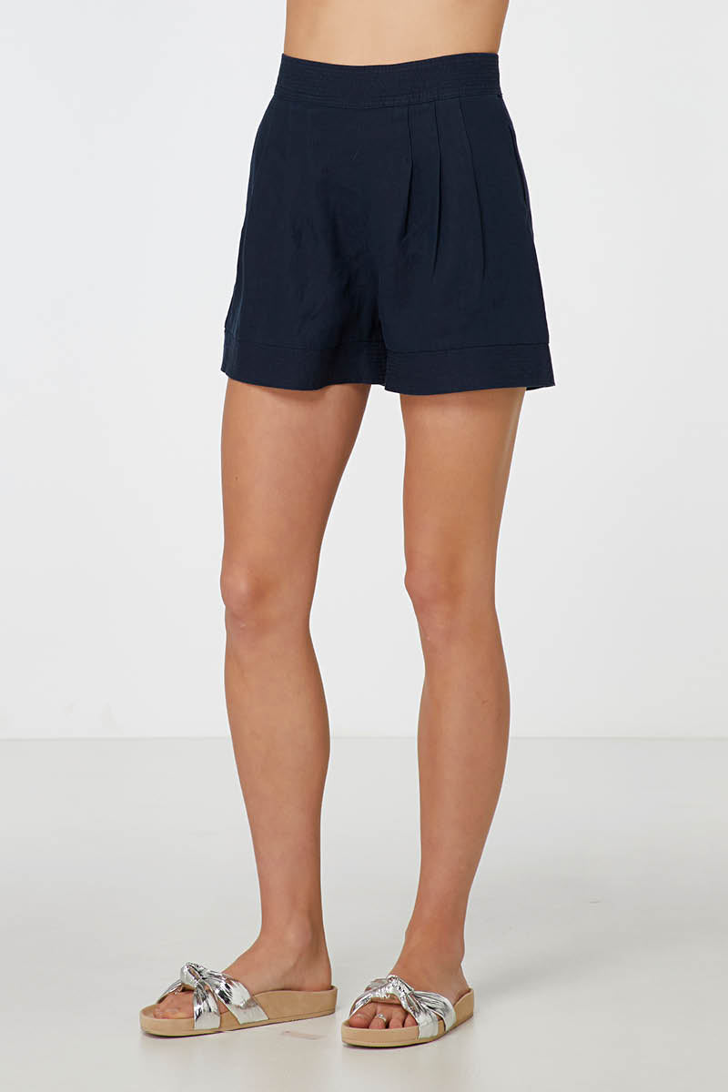 Elka Lucy Short in Navy