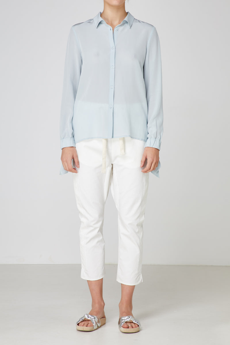 Elka Arles Shirt in Pale Blue