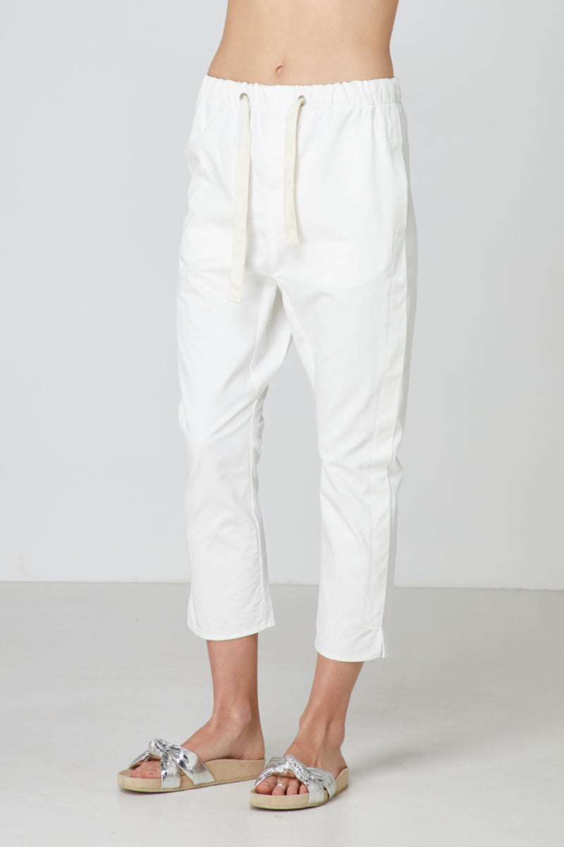 Elka Sierra Pant in White