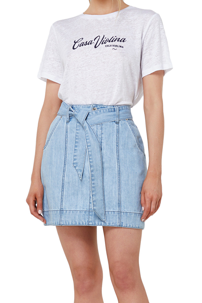 Elka Liberte Denim Skirt