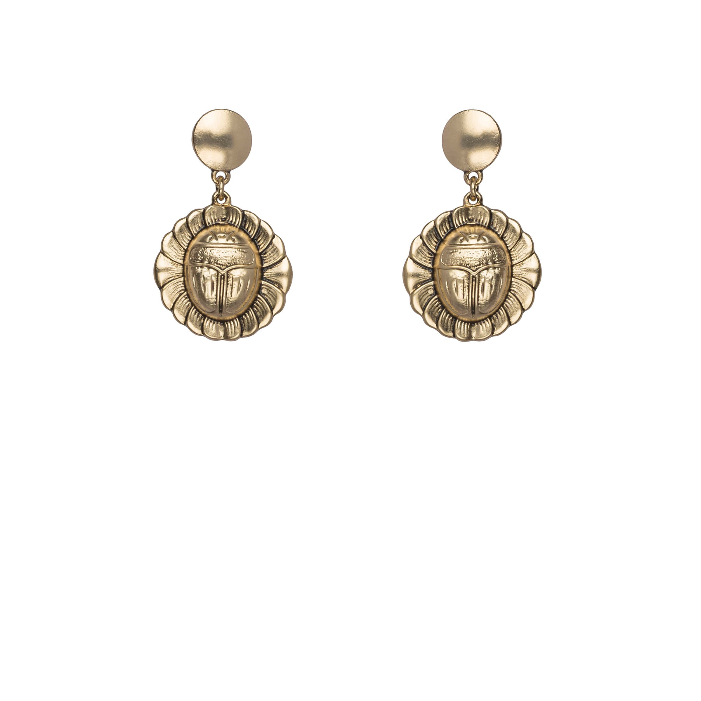 Kitte Coco Gold Earings
