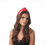 Olga Berg Lana Two Tone Headband