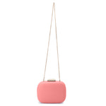 Olga Berg Mila Rounded Simple Pod in Coral