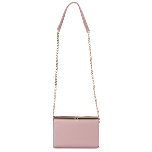 Olga Berg Rylee Foldover Top Shoulder Bag