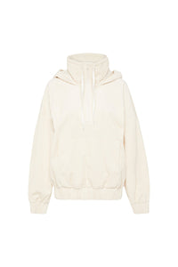 Camilla & Marc Lilly Hoodie in Cream
