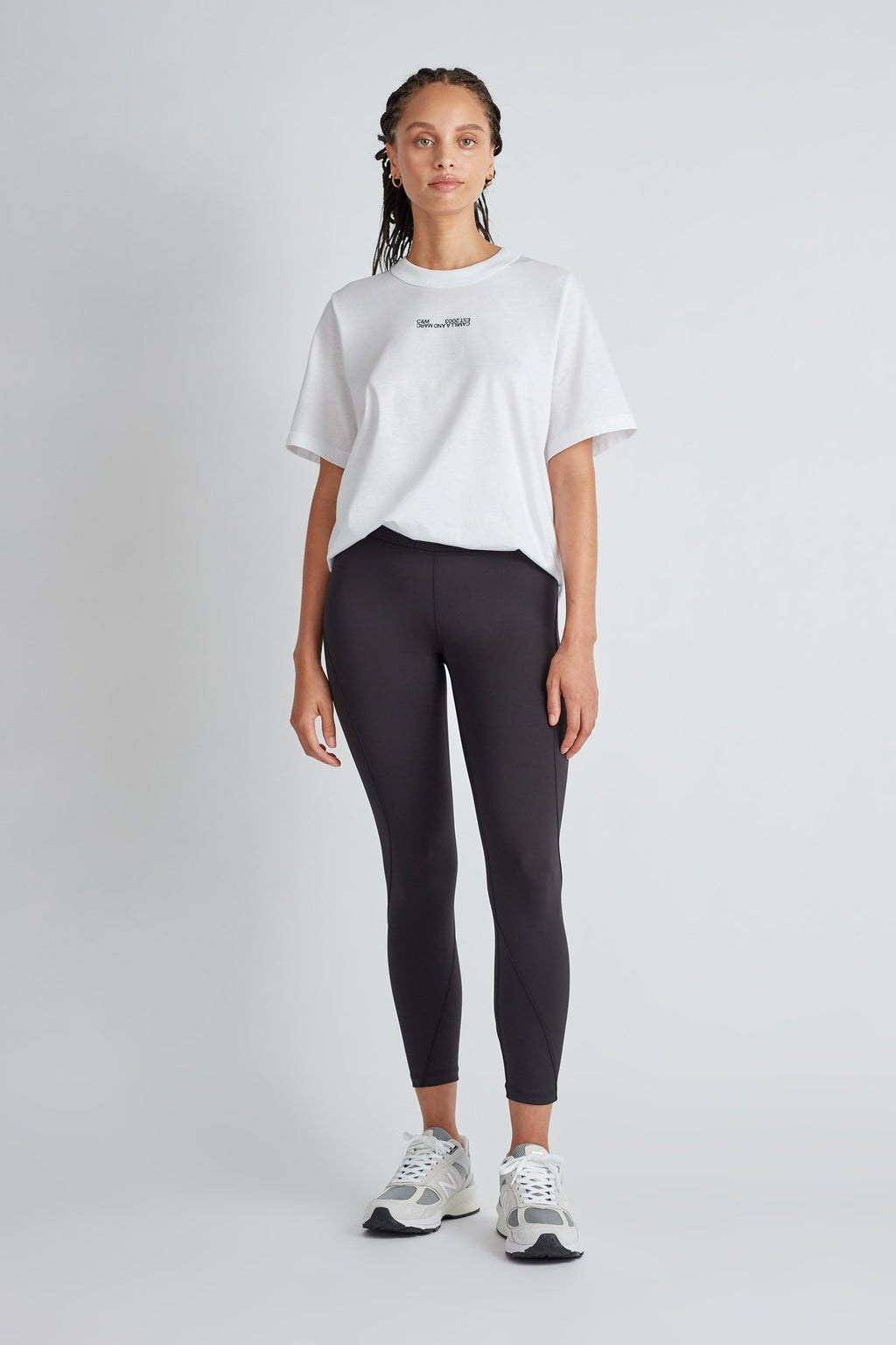 Camilla & Marc The George Tee 2.0 in White