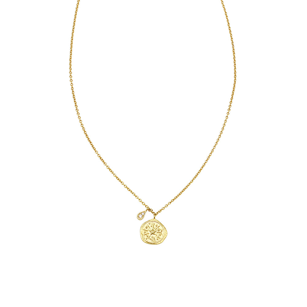 Jolie & Deen Ellen Gold Necklace