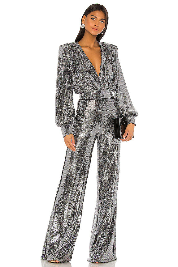 Zhivago Galileo Jumpsuit in Sleet
