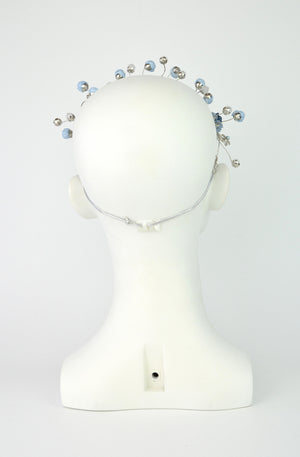 Ford Millinery Bluebird Headpiece
