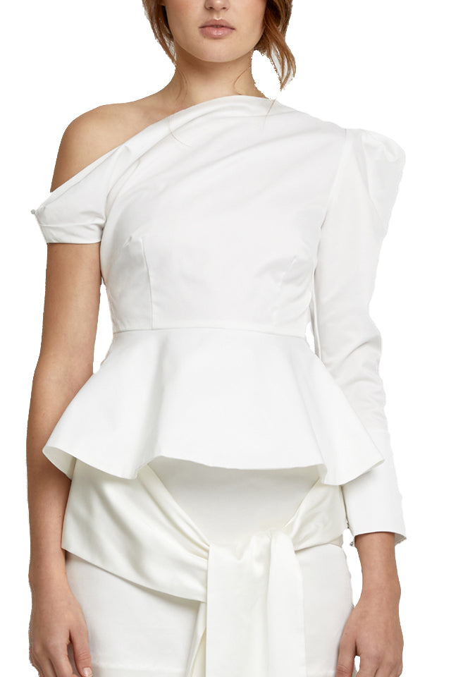 ByKane Harvey Top in Ivory