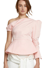 ByKane Harvey Top in Pink