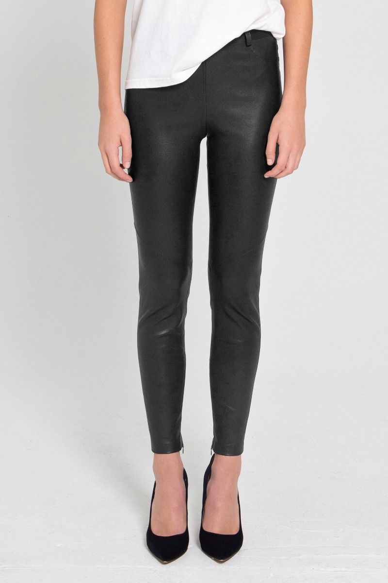 Rebecca Vallance Coco Pant in Black