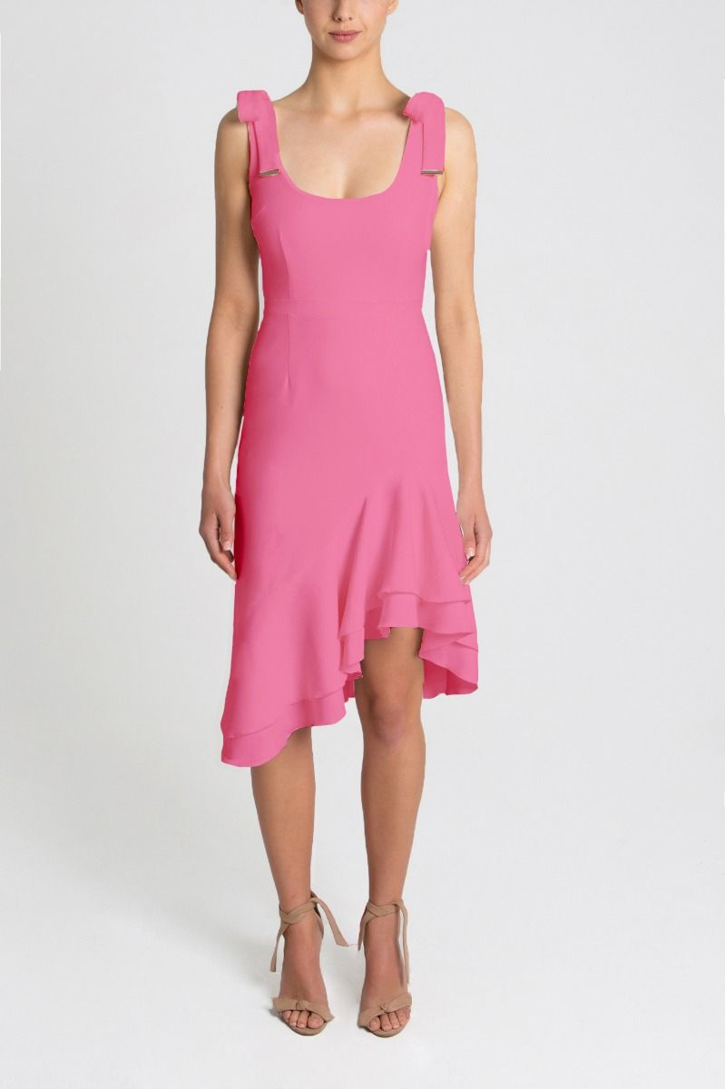 Rebecca Vallance De Jour Dress in Pink