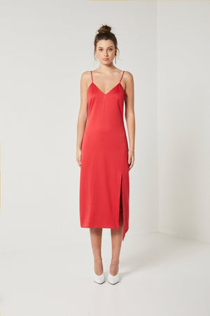 Elliatt Splendid Dress in Red