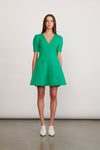 Elliatt Valley Dress in Green