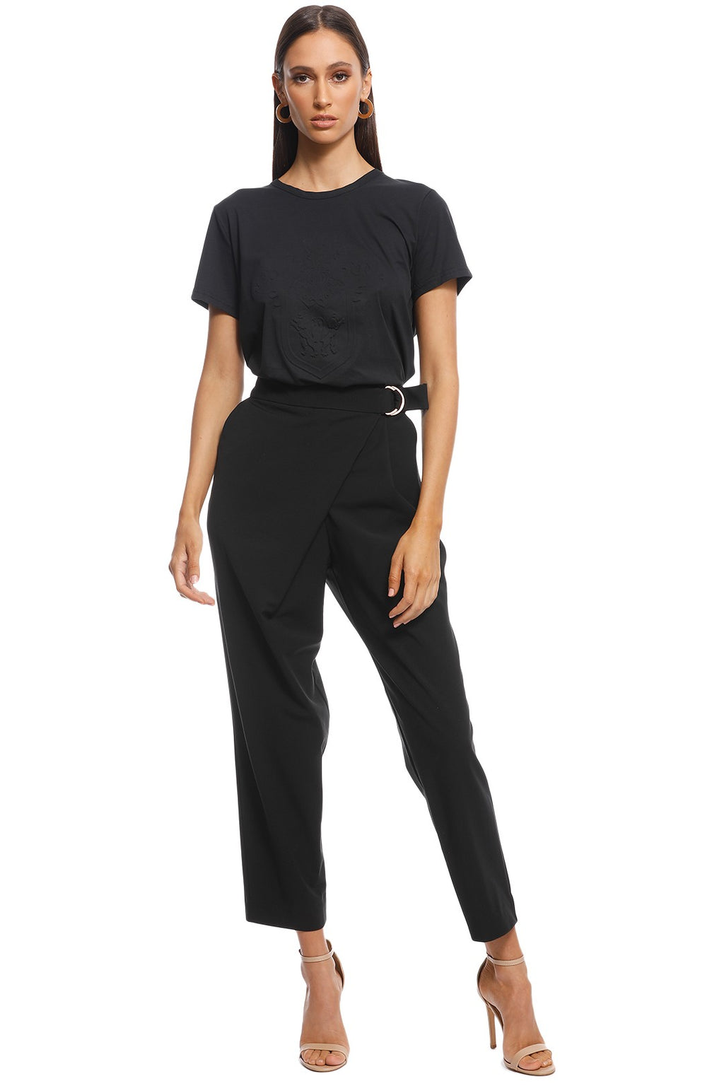 Ginger & Smart Absence Pant in Black