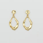 Jolie & Deen Cassie Gold Earrings