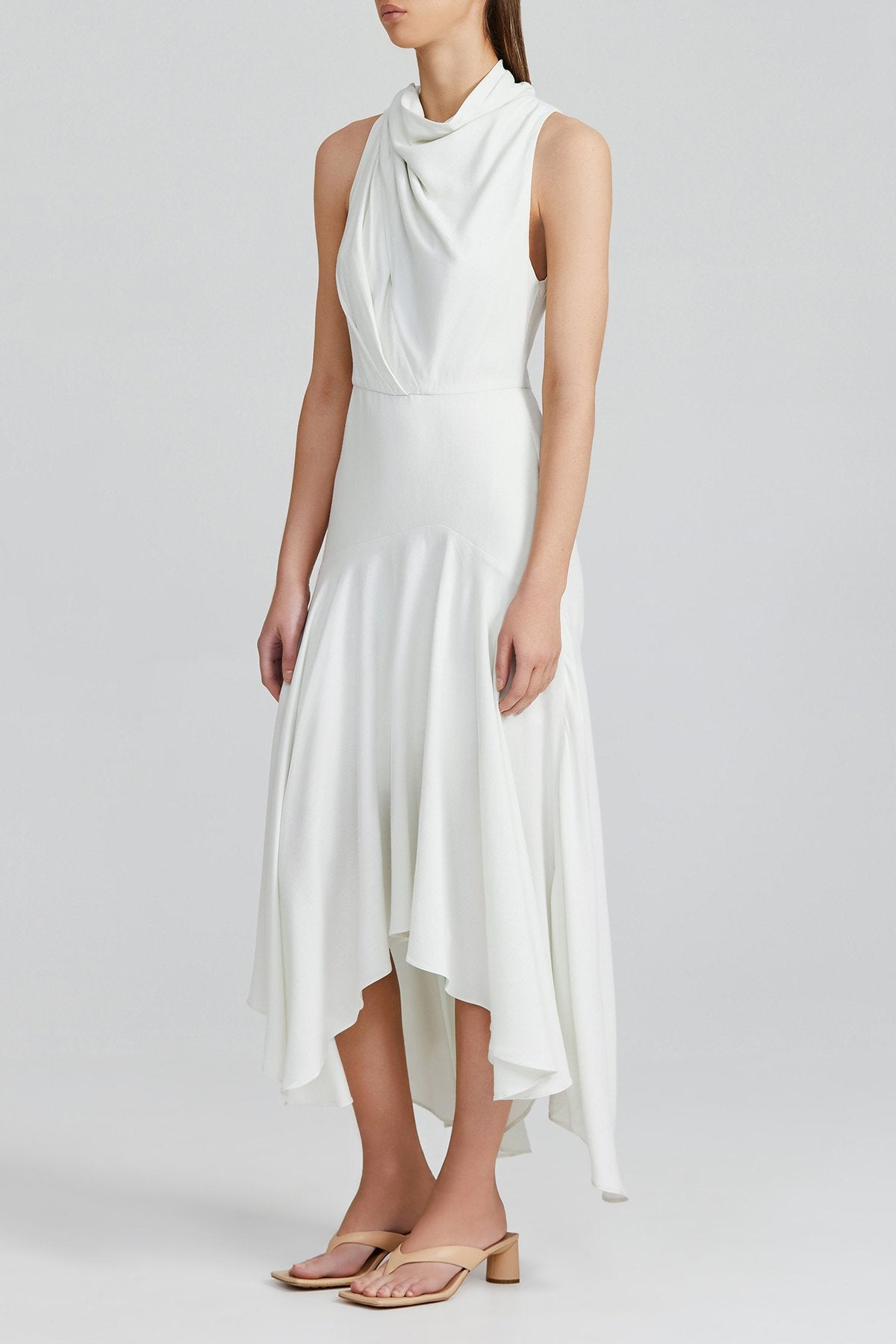 Acler Kilmaine Dress in Mist