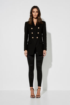 Mossman Signature Blazer in Black
