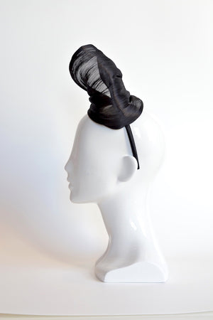 Ford Millinery Silks Headpiece