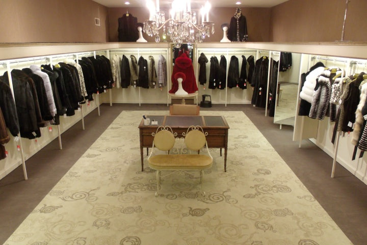 Fur Showroom