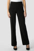 Image of Joseph Ribkoff Wide Leg Pant - Black