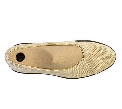 Arcopedico Mailu Crossover Wedge - Beige