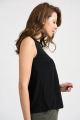 Joseph Ribkoff Cami Top - Black